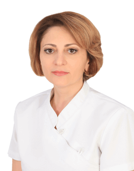 Акопян Ангине Размиковна,  - Краснодар