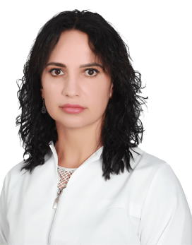 Дьяченко Юлия Юрьевна, Врач УЗИ - Краснодар