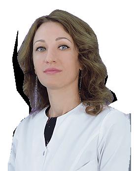 Ершова Юлия Олеговна