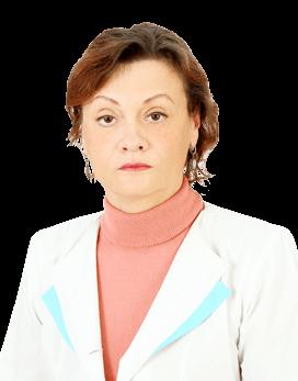 Пастухова Евгения Викторовна
