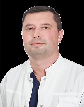 Свечкарь Игорь Юрьевич