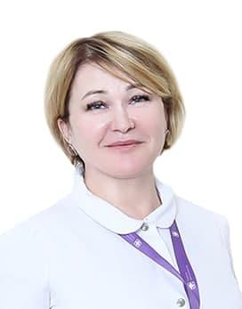 Баркова Лариса Ивановна - руководитель лаборатории