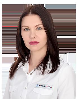 Бекетова Екатерина Николаевна