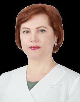 Шенфельд Ольга Викторовна