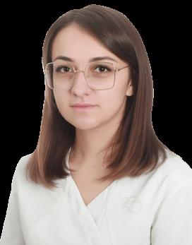 Тугуз Зарема Давлетбиевна