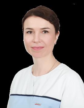 Жданова Надежда Николаевна