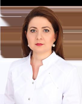 Бабуджева Соня Минеевна